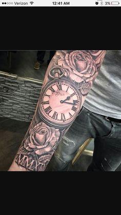 8e7e3e6f6 Samoan Tattoo, Guy Sleeve Tattoos, Thigh Sleeve Tattoo, Rose Tattoo Forearm,  Mum