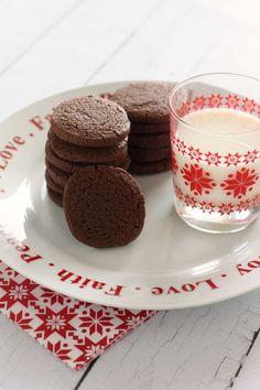 Bonjour Sucre – Chocolate Cardamon Cookies