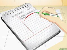 Comment prendre des notes en suivant la méthode Cornell