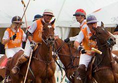hajo-Poloteam beim Frankfurt Gold Cup 2012