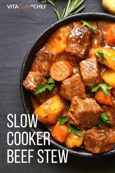 Recipe For Beef Stew, Beef Stew Crock Pot, Beef Goulash Slow Cooker, Beef Stew Recipes, Quick Beef Stew, Slow Cook Beef Stew, Pressure Cooker Beef Stew, Beef Recipes For Dinner, Cooker Recipes
