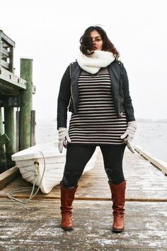 plus size fashion, style, outfit inspiration