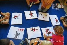 DIY Lap Boards by Teach Preschool