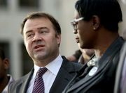 Several Democrats say David Pepper has been heavily courting votes on the executive committee and may have the inside track given an alliance with Nina Turner, a state senator from Cleveland who lost a race for secretary of state this year.