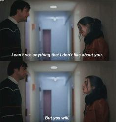 Eternal Sunshine of the spotless mind/ seriously my favorite movie/