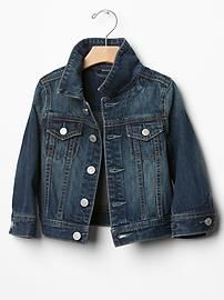 SP15 babyGap   toddler boy  Denim jacket