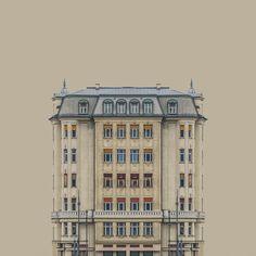 Urban Symmetry, Budapest | Zsolt Hlinka