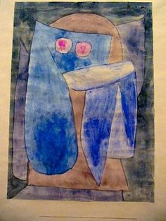 Anges et mésanges - Paul Klee (Swizterland, Klimt, Picasso, Paul Klee Art, Statues, Art Walk, Elements Of Art, Fabric Painting, Modern Art, Abstract Art