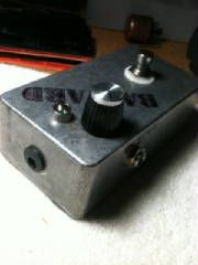 Boss pedal Mods