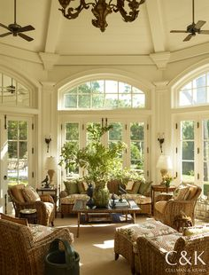 From the Portfolio of Cullman & Kravis: French Flair in Connecticut. I need this room. Perfect place for reading!