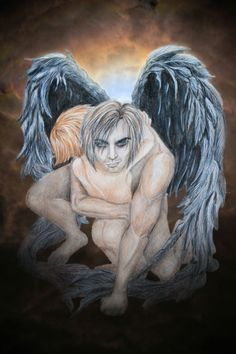 DinieZ Fantasy Art – Elves Angels and Demons