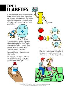 Diabetes Mellitus Type 1 vs 2 * To view further for this item, visit the image link.