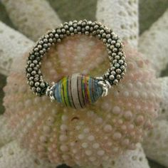 Paper Bead Rings - Bing Images