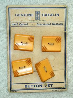 US $9.99 Used in Collectibles, Sewing (1930-Now), Buttons