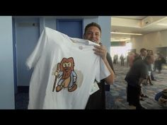 Will Friedle at Wondercon 2015 Will Friedle, Friday Morning, Celebs, Youtube, Mens Tops, T Shirt, Fashion, Celebrities, Supreme T Shirt
