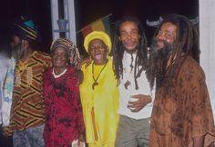 Nyahbinghi Elders