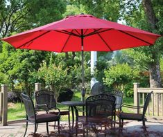 In fact, there are the best offset patio umbrellas available with light embedded on them so that you can use them in the night for. Table Umbrella, Offset Patio Umbrella, Outdoor Umbrella, Patio Umbrellas, Outdoor Tables, Outdoor Decor, Top, Home Decor, Interior Design