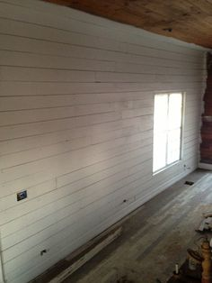 White wood walls The Magnolia Mom - Joanna Gaines...I had never given shiplap any consideration until Joanna Gaines brought it to life by incorporating it into her elements of design.  Love it!
