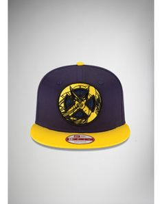 New Era Wolverine Oversized Logo Snapback Hat Gag Gifts, Funny Gifts, Marvel Hats, Caps Game, New Era Hats, Party Lights, Custom Tees, Funny Tees, Wolverine