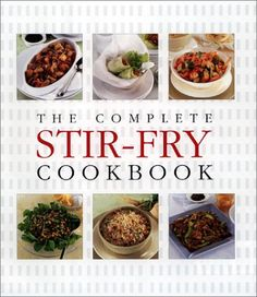 The Complete StirFry Cookbook ** You can find out more details at the link of the image.Note:It is affiliate link to Amazon.