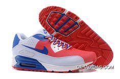 new concept 613e5 dbac6 Nikeid Wmns Air Max 90 National Team Usa TopDeals, Price   78.14 - Adidas  Shoes,Adidas Nmd,Superstar,Originals. Nike ...