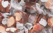 Chocolate Malt Gourmet Salt Water Taffy 1 Pound Bag - http://bestchocolateshop.com/chocolate-malt-gourmet-salt-water-taffy-1-pound-bag/