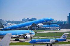 KLM City! By instagr.am/schiphol.spotter #avgeek