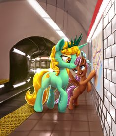 The Train to Ponycon by NadnerbD on DeviantArt My Little Pony Cartoon, My Lil Pony, My Little Pony Pictures, My Little Pony Wallpaper, Nightmare Moon, Mlp Characters, Mlp Fan Art, Some Beautiful Pictures, Little Poney