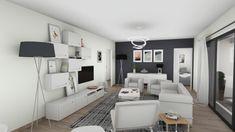 Lilas - Maisons Clairlande Bungalow House Design, Loft, Bed, Furniture, Home Decor, Houses, Home Decoration, Homemade Home Decor, Lofts
