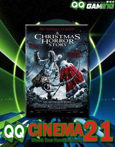 Nonton Film Bioskop Fantasy Terlaris di 2015 A Christmas Horror Story Subtittle Indonesia - Horror Stories, Fantasy, Film, Christmas, Movies, Movie Posters, Movie, Xmas, Film Stock