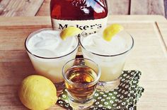 19 whiskey drinks