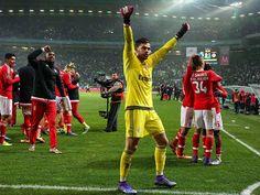 Benfica: Ederson convocado para a seleção brasileira
