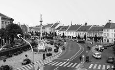 Image 3 of 36 from gallery of Sopron Castle District Revitalization / Hetedik Műterem. Photograph by Balázs Danyi Contemporary Landscape, Landscape Architecture, Dolores Park, Castle, Around The Worlds, Street View, Gallery, Travel, Platform