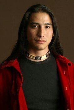 Tokala Clifford son of Charlotte Black Elk from Pine Ridge Reservation