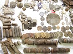 ww1 digging finds - Google Search