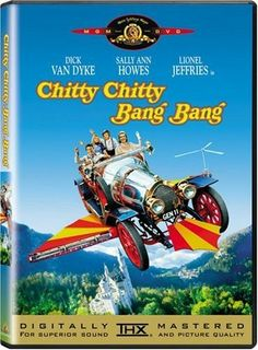 Ladies and gentlemen, boys and girls start your engines. You're about to take an incredible ride with one of the most wonderful family films of all time! Now celebrating its 30th anniversary, Chitty Chitty Bang Bang has never looked or sounded better. Dick Van  #DVD #Movies #Film #DVDs #Collection #Must #See #Have #Gift #Christmas #Wishlist #TV #Movie #Shows #Kids #Kids #Children #Child #Family #onlinedvds $3.44