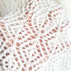 Lace Knitting Stitches, Lace Knitting Patterns, Knitting Charts, Baby Knitting, Summer Knitting, Knit Baby Dress, Crochet Cardigan, Crochet Motif, Crochet Lace