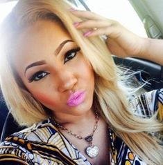 K Michelle Blonde Hair Michelle blonde hair | 2014 hair styles | Pinterest | Blonde Hair ...