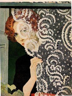 Coby Whitmore illustrator, 1950s