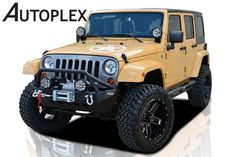 2013 JEEP Wrangler Unlimited Dune