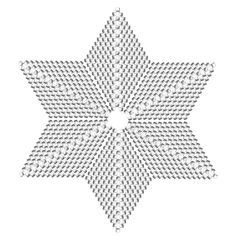 A blank dimensional peyote graph for you to draw your own star design. A blank dimensional peyote graph for you to draw your own star design. Jewelry Making Tutorials, Beading Tutorials, Beading Patterns, Beaded Christmas Decorations, Beaded Ornaments, Seed Bead Projects, Peyote Stitch Patterns, Peyote Beading, Crochet Stitches