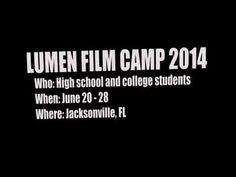 Film Camp is around the corner! Sign up for this years film camp June 20th- June 28th! www.lumen.tv #Summercamp #lumen #catholic #media #filmcamp #