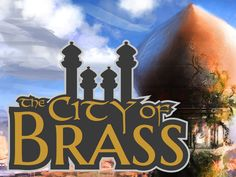 The City of Brass (web based tabletop RPG app)'s video poster