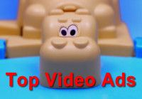 The Top 20 Social Video Ad Campaigns For January 2013: Hungry Hippos, Grizzly Bears, & Piranhas