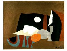 Afro Basaldella (1912-1976). Italian abstractionist, known simply as Afro.