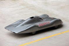 """Abarth 1000 Bialbero record car - """"La Principessa"""""""