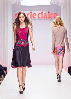 Marie Claire Fashion Days | Romani Design Fashion Days, Marie Claire, Identity, Freedom, Collection, Design, Liberty, Political Freedom