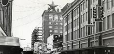 Orlando Christmas Star 1950s Orange Ave