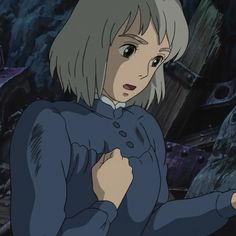 Heavy Burden, Howls Moving Castle, Anime, Art, Studio Ghibli, Castles, Art Background, Kunst, Cartoon Movies