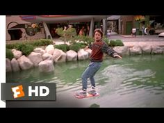 Back to the Future Part 2 (3/12) Movie CLIP - Hover Board Chase (1989) HD - YouTube